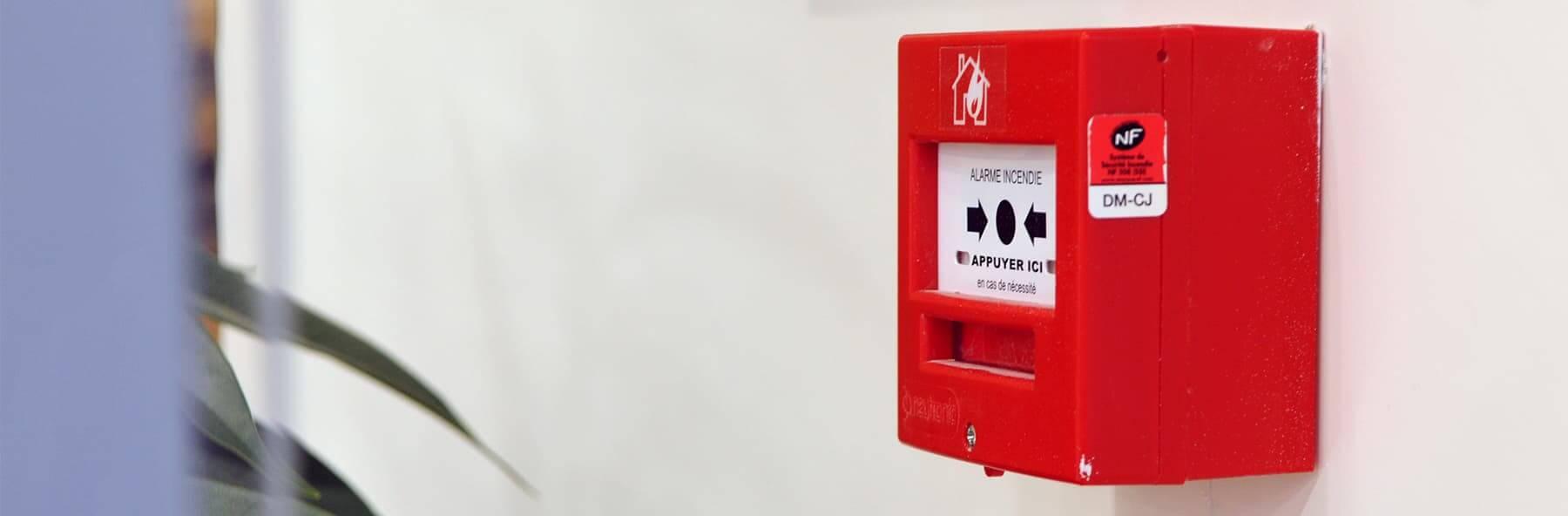 alarme incendie - securité incendie - entreprise - dreux - paris